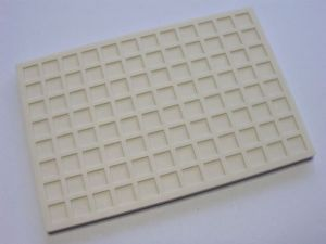 "1:35 Scale 9"" x 9"" Terracotta Floor Tiles Mould (1350051)"